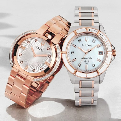 Bulova Watches Collection At Carter