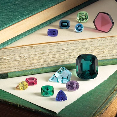 Birthstone Guide at Carter