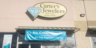 Wedding bands at carter's diamond jewelers