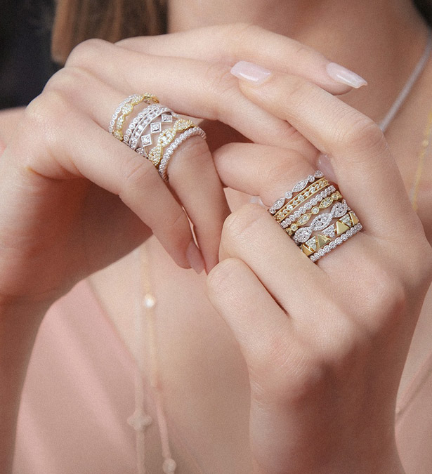 Stackable Rings at Carter