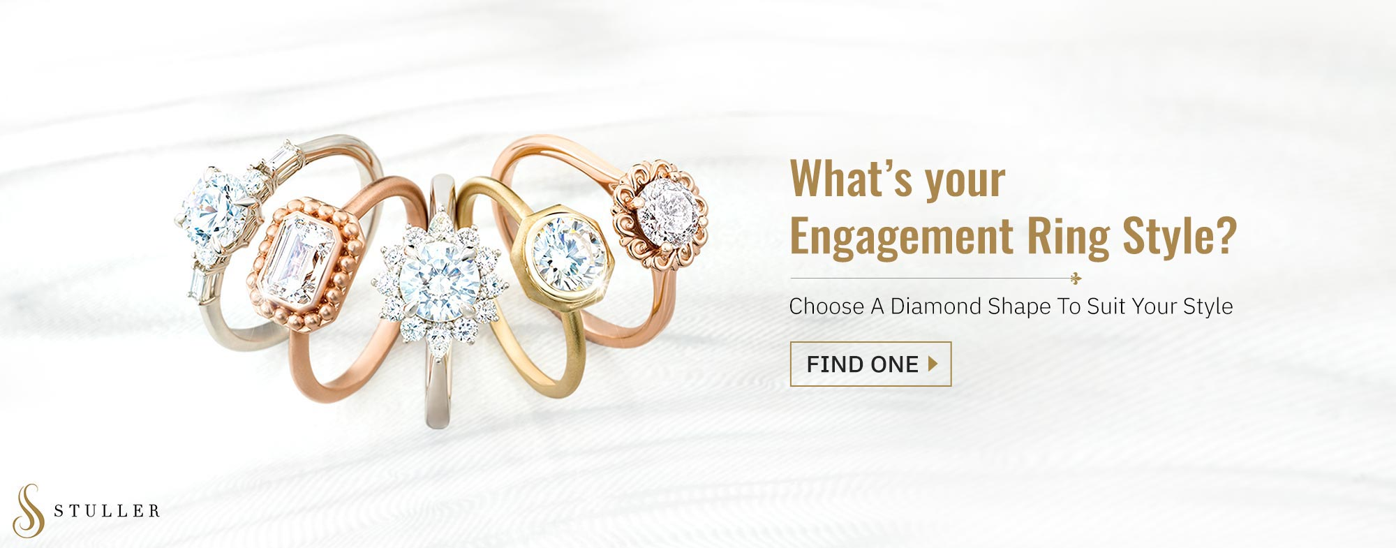 Engagement Rings Available in Picayune, MS